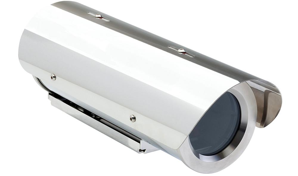 Smart Video Sensing - Stainless Steel Camera Housing